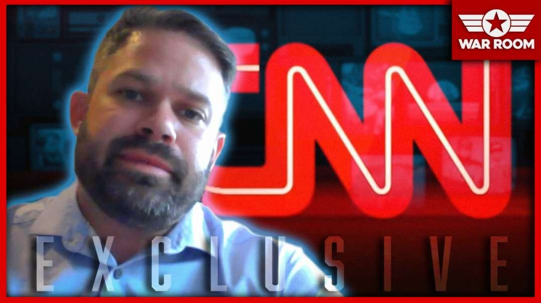 EXCLUSIVE: CNN Whistleblower Wants To Start Chain Reaction Of Future Whistleblowers
