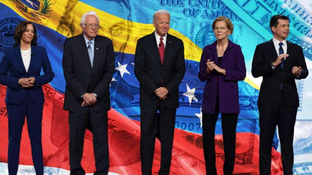 "When Dems & Venezuela Say ""Minimum Wage"" They Mean It — Literally"