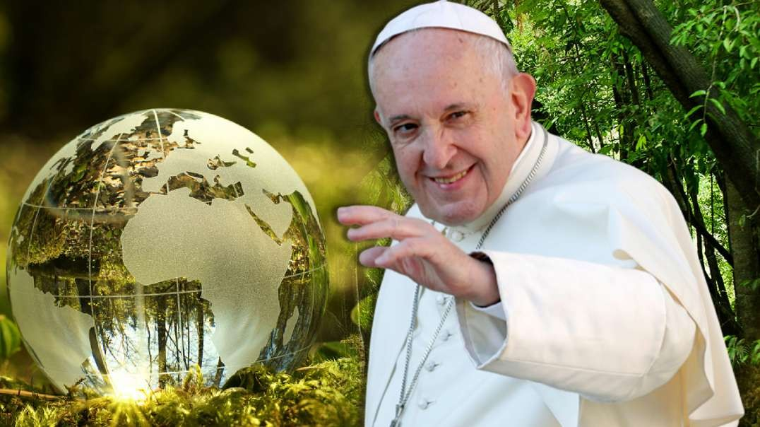 Pope's Environmental Marxism Adds Pagan Fertility Goddess