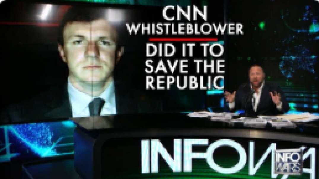 CNN Whistleblower Did It To Save The Republic