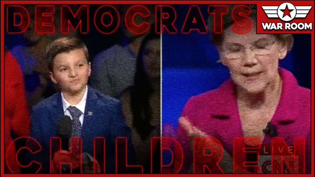 Democrats Turn Abused Children Into A Public Spectacle