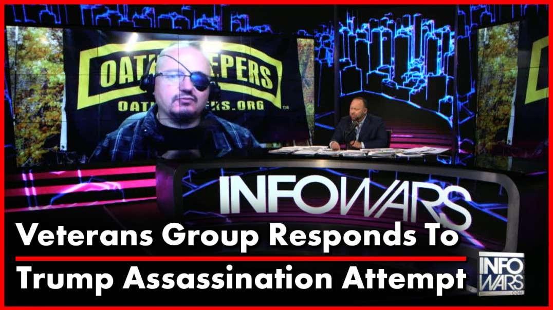 Veterans Group Responds To Trump Assassination Attempt