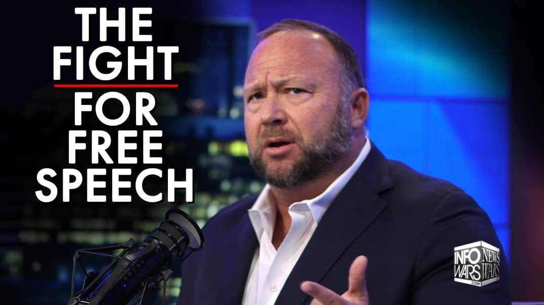 The Fight To Protect Free Speech Is Happening Now!