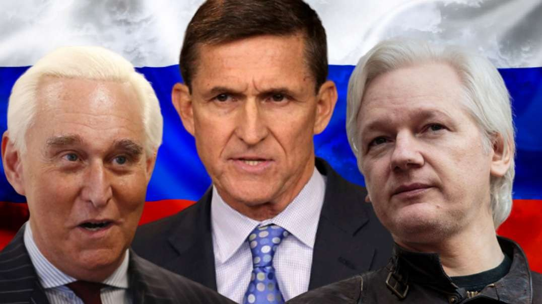 Criminal Investigation of RussiaHoax But What Will Happen to Assange, Stone, Flynn?