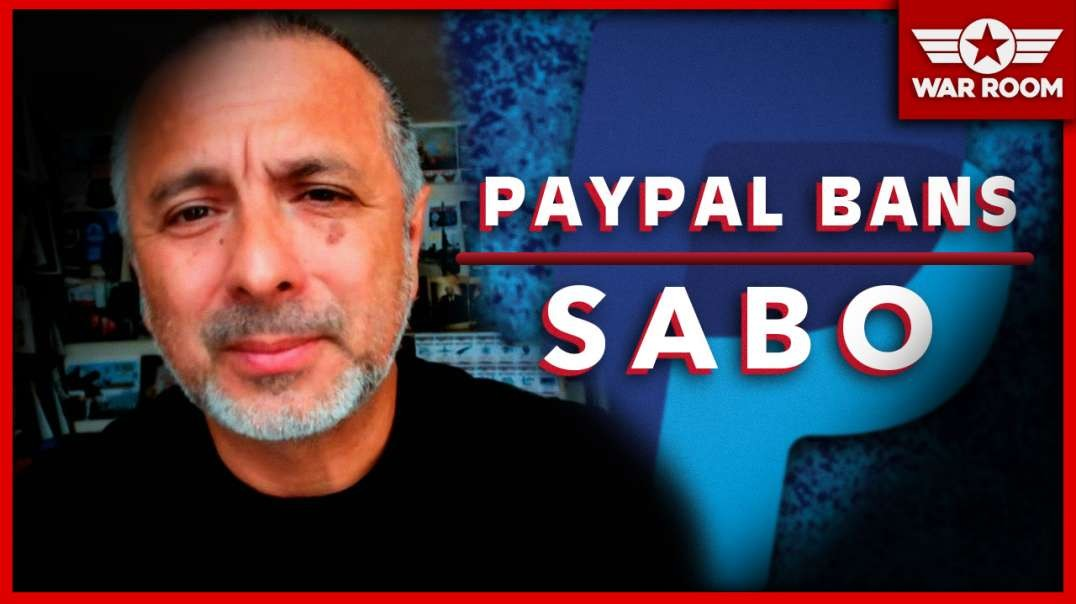 Street Artist Sabo Banned From Paypal And Has Funds Withheld