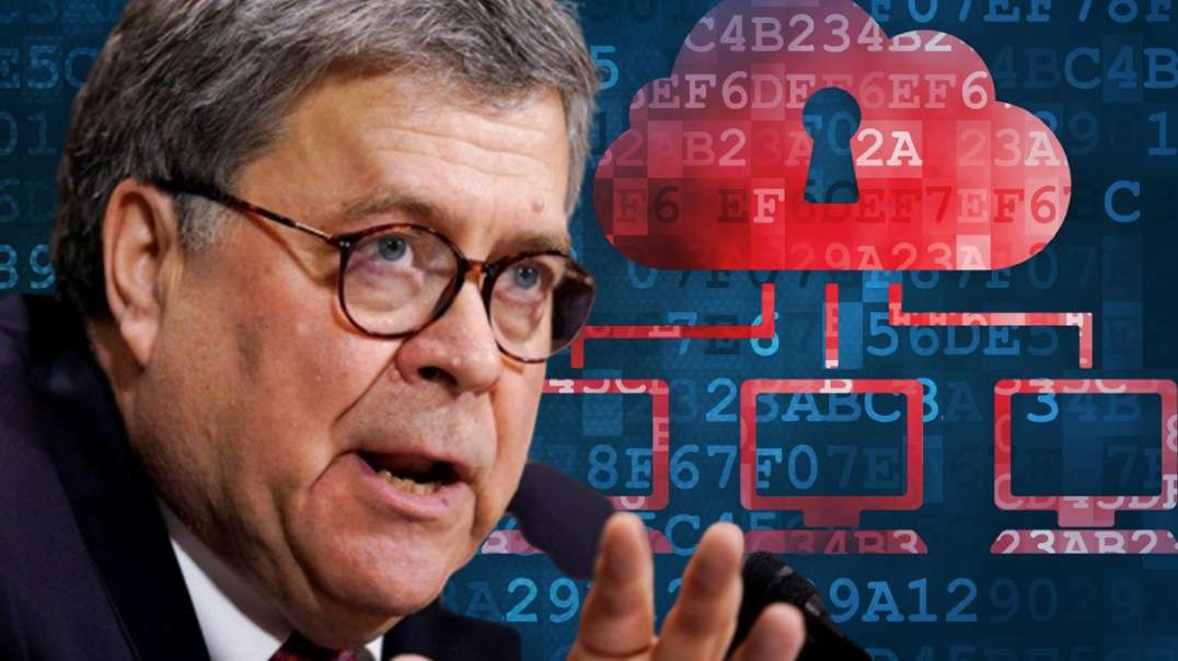 """AG Barr Quietly Building """"Pre-Crime"""" System with CLOUD Act & HARPA"""