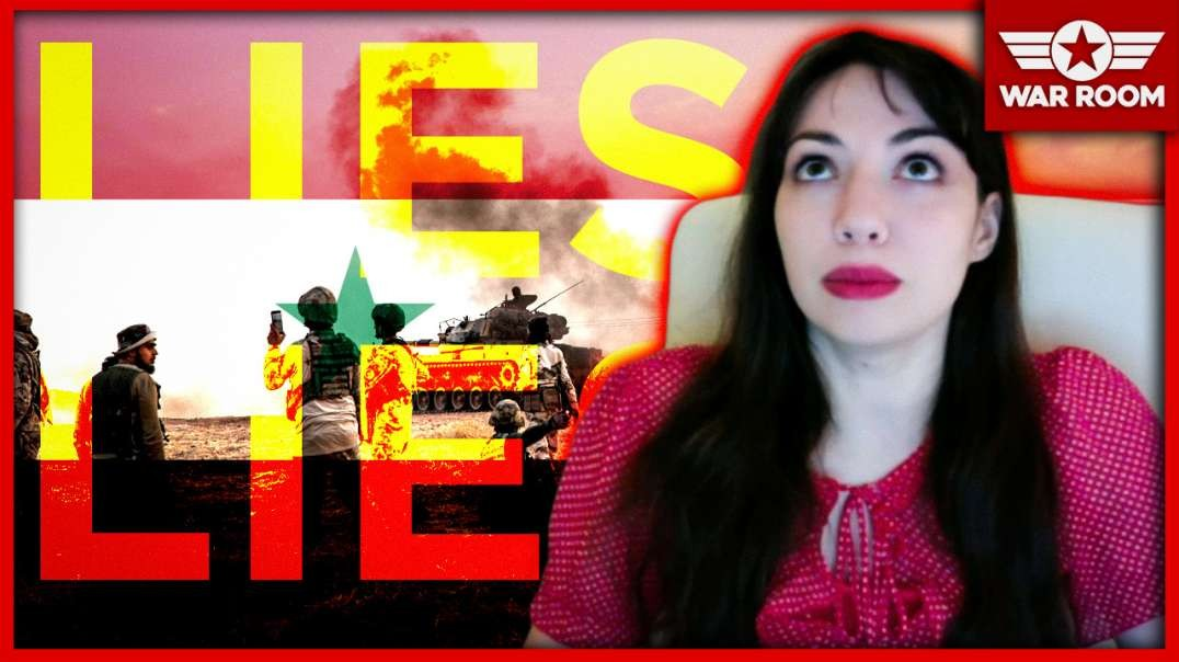 Syrian Girl Exposes Media Lies About Kurds In Syria