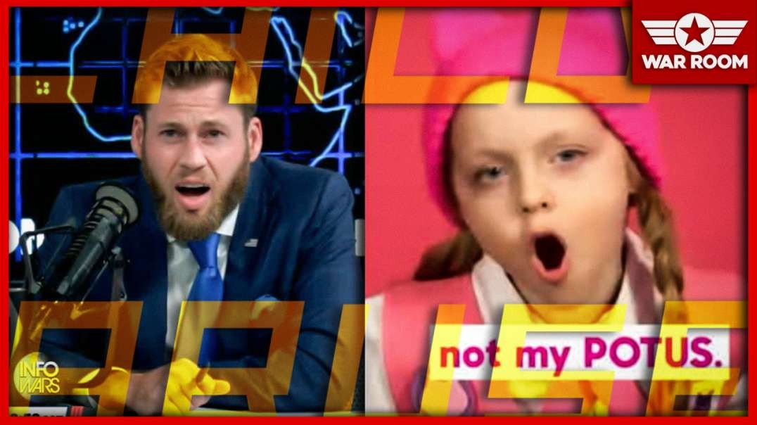 The Left Engages In Child Abuse To Promote Trump Impeachment