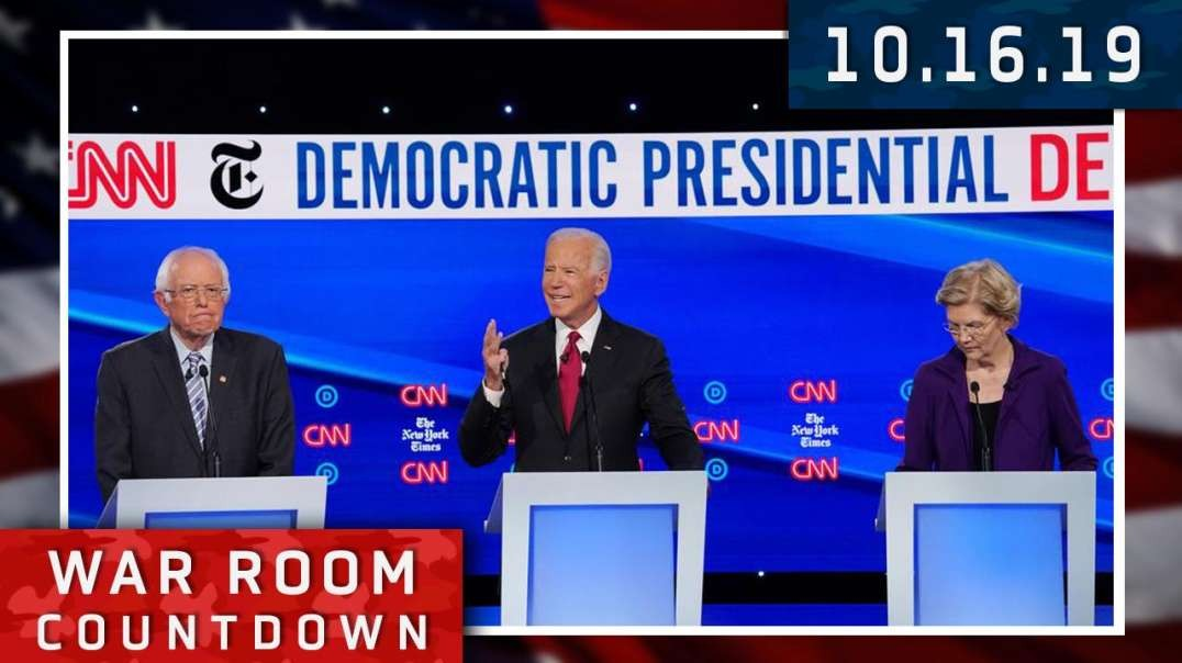 Countdown: Democrats And Republicans Furious Trump Doesn't Want War In Syria