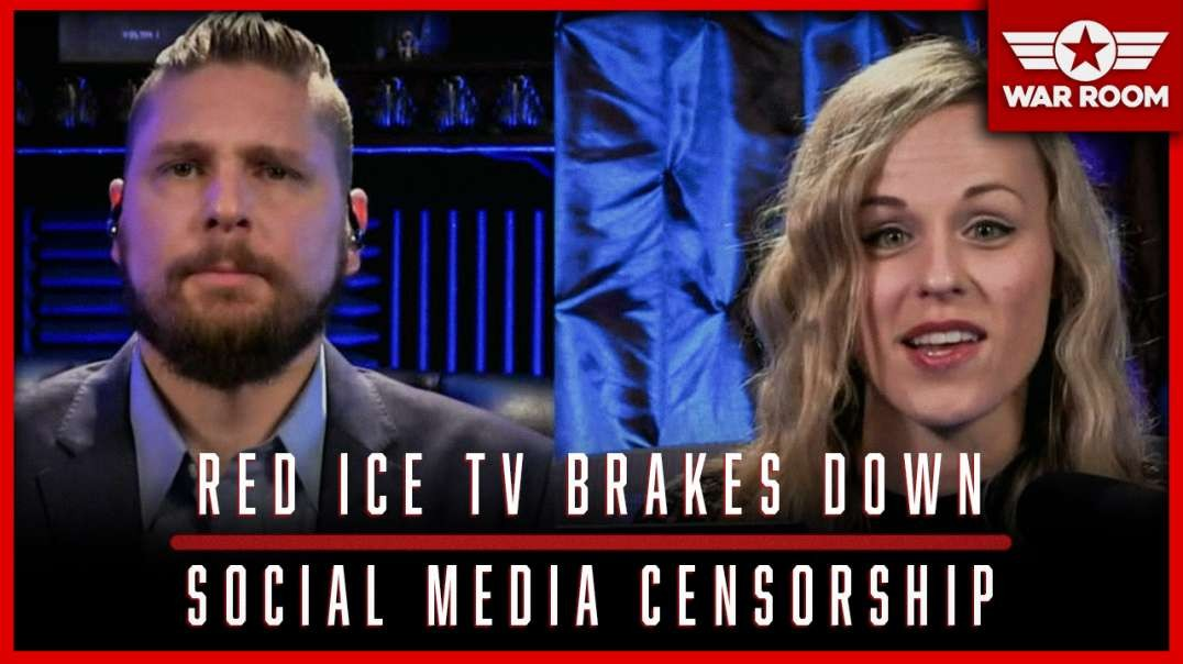 Infowars And Red Ice Tv Break Down Social Media Censorship To Protect Globalism
