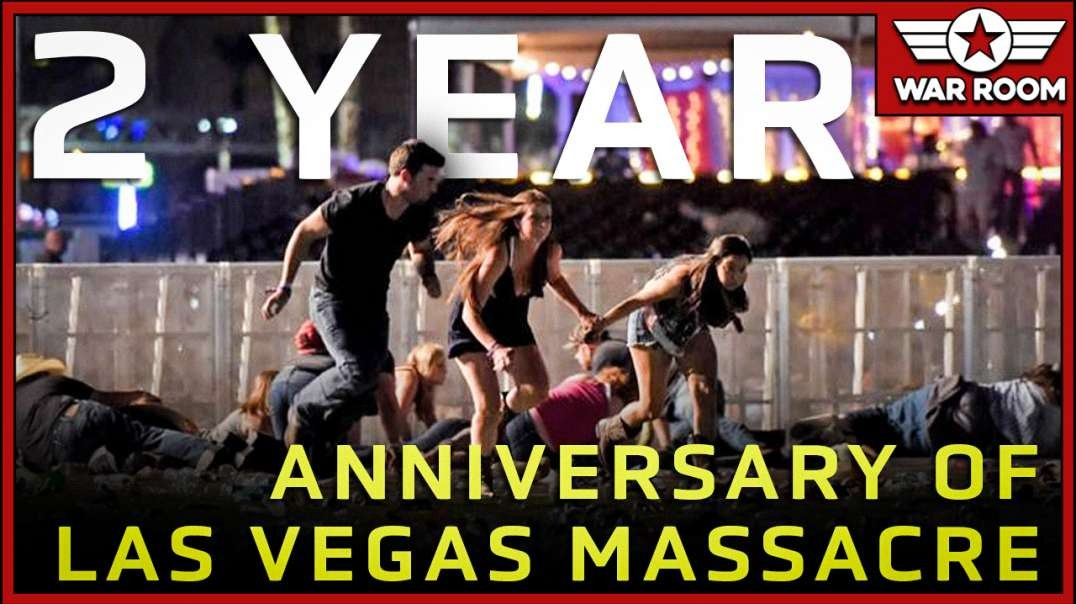 Questions Remain On The 2 Year Anniversary Of The Las Vegas Massacre