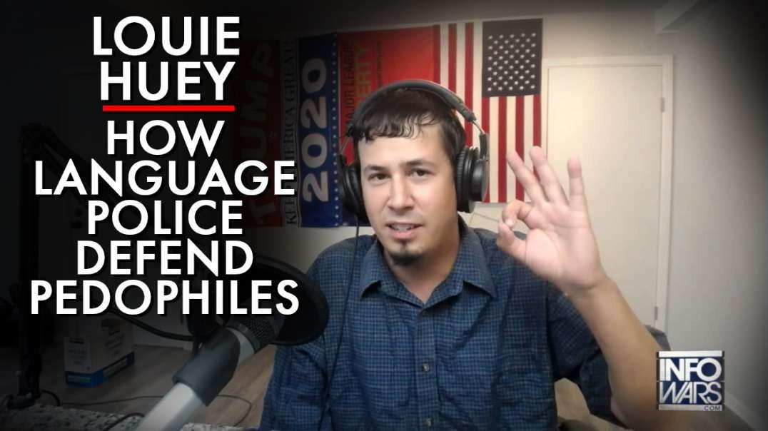 Facebook Designated Hate Figure Explains How Language Police Defend Pedophiles