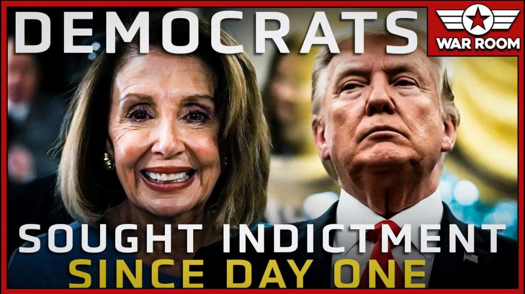 Democrats Planned On Impeaching President Trump Since The Day He Got Elected