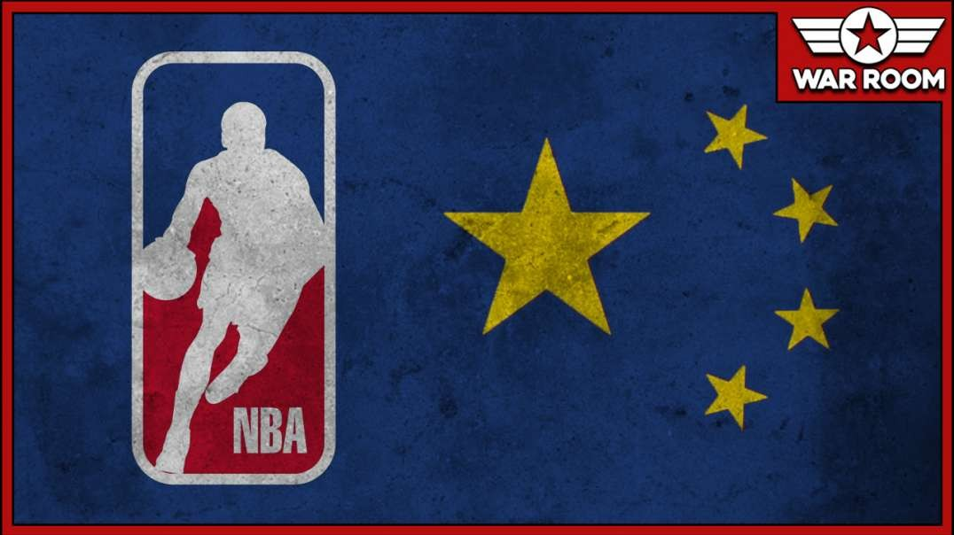 Will NBA Players Stand For Freedom Or Chinese Oppression?