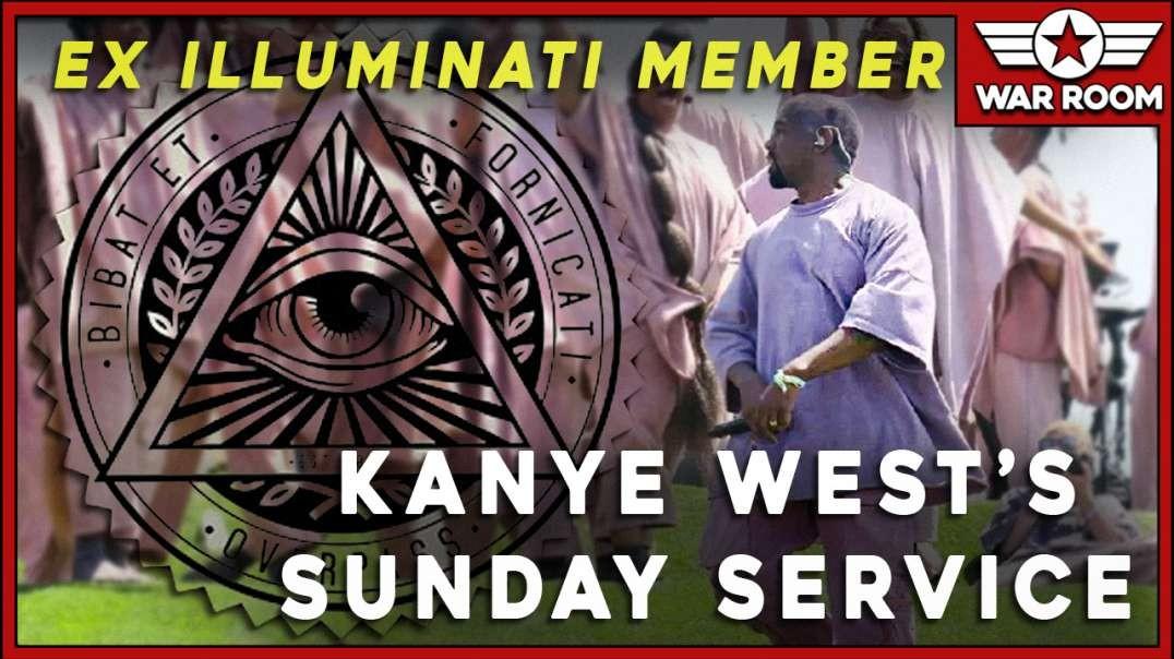Former Illuminati Member Comments On Kanye West's Sunday Service