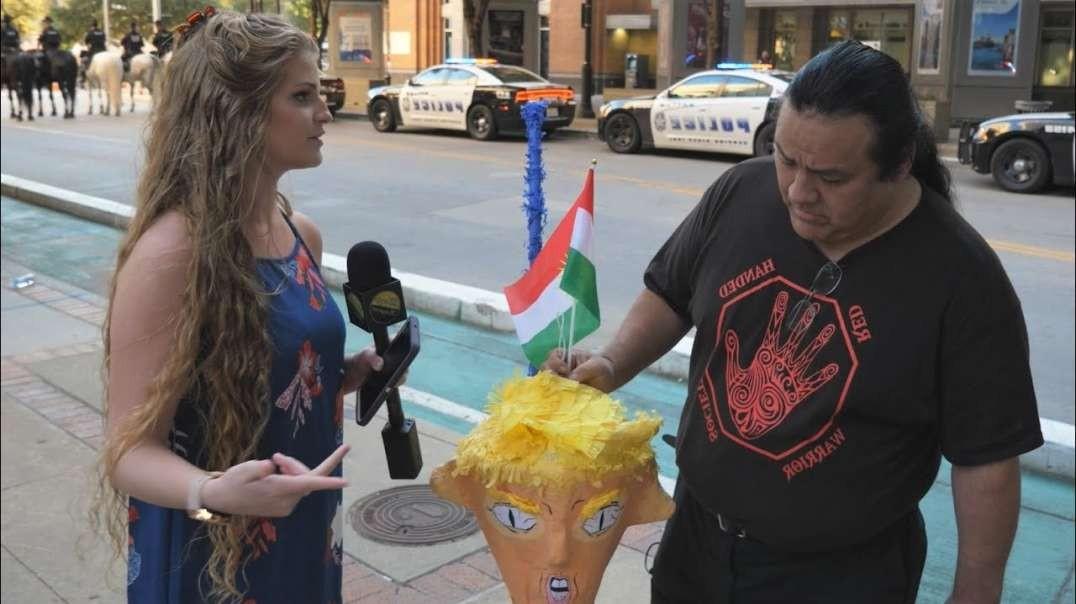 Trump Piñata Guy!
