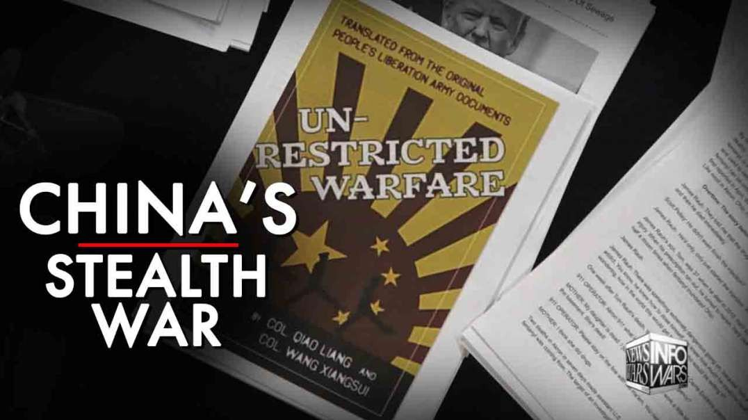 Chinese Stealth War Floods America's Streets With Poison And Propaganda