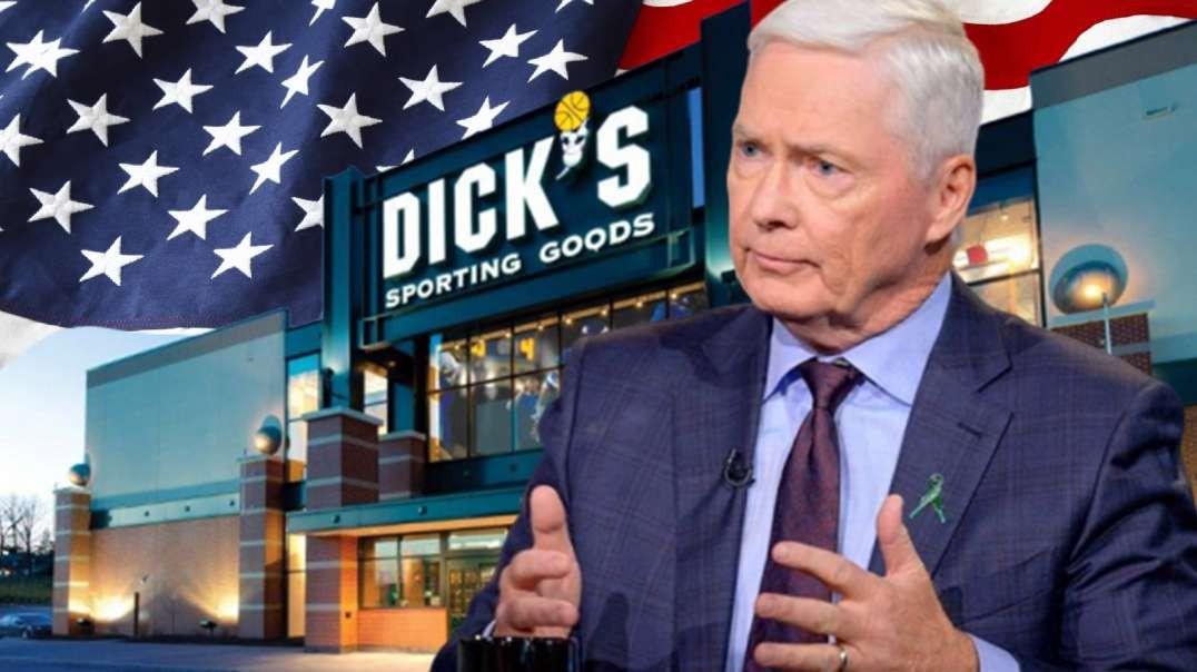 Dick CEO Testing Presidential Run