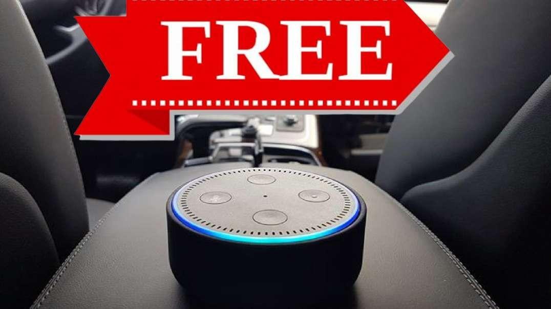 "Trojan Horse: 1 Million Alexa Autos FREE by Insurance Giant & ""Safe Drivers Act"" Hits Congress"