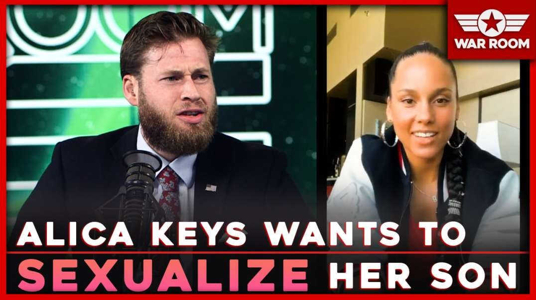 Alicia Keys Wants To Feminize And Sexualize Her Son