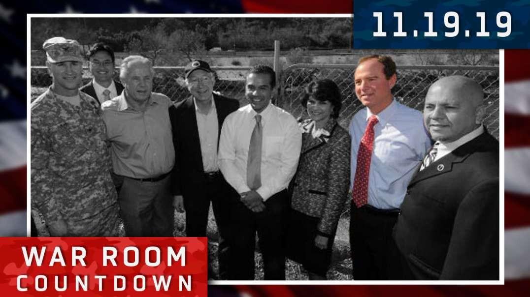 Countdown: Adam Schiff Impeachment Scam Blows Up In His Face