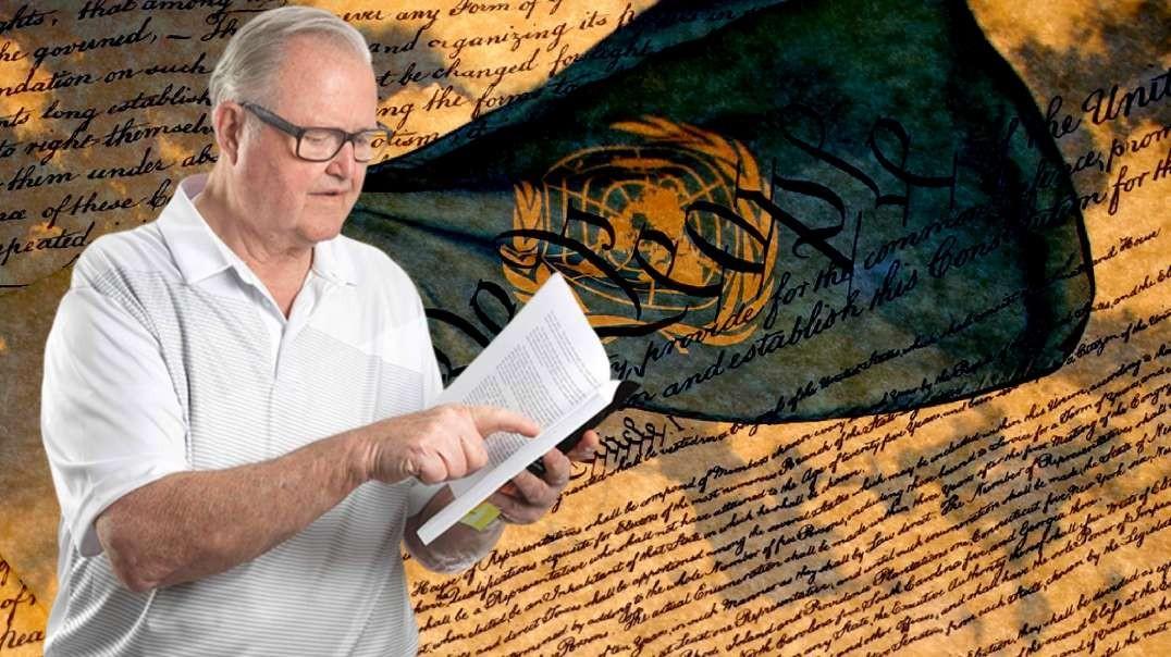 Constitution's Power Over Treaties & UN Agendas