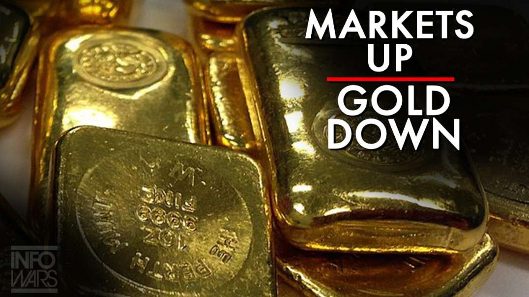 Markets Up, Gold Down: How Low Can Gold Go
