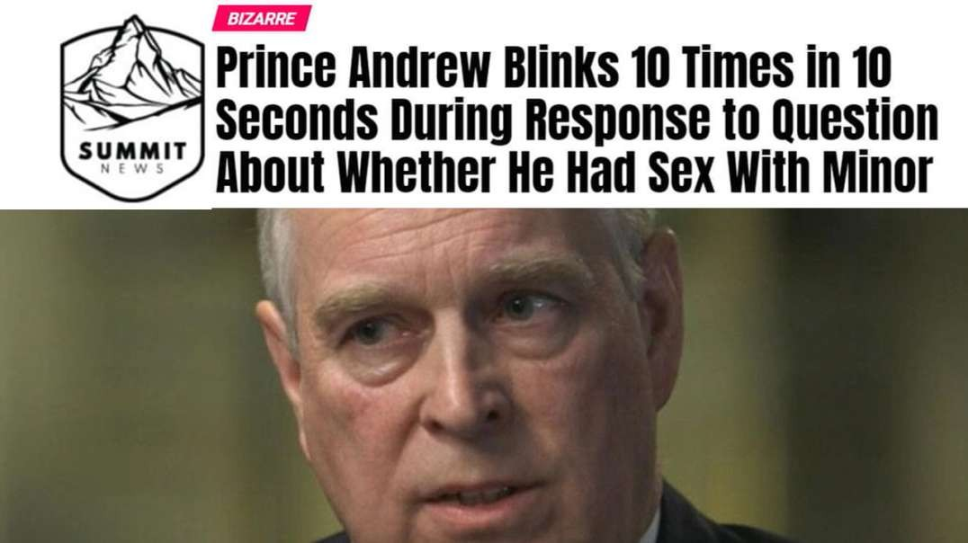 Prince Andrew / Epstein Scandal Spirals Out Of Control