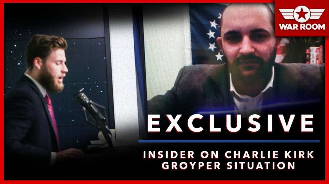 Exclusive: Insider Says Charlie Kirk Reweighing Groyper Situation