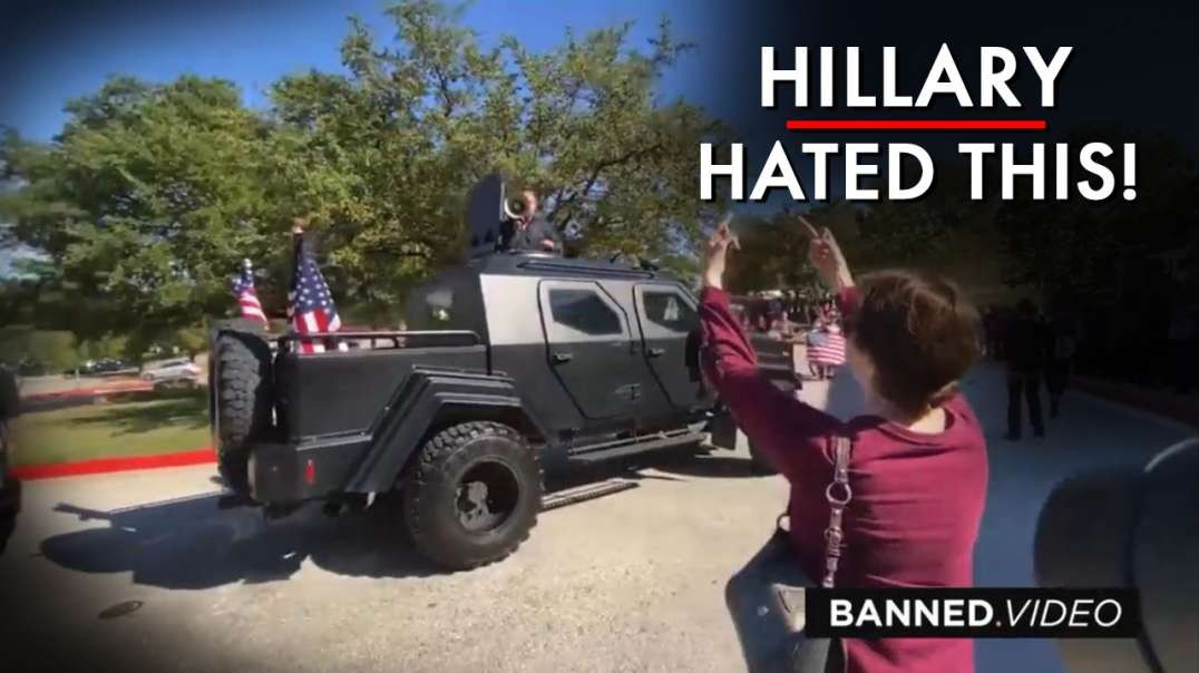 Hillary Really Hated This!
