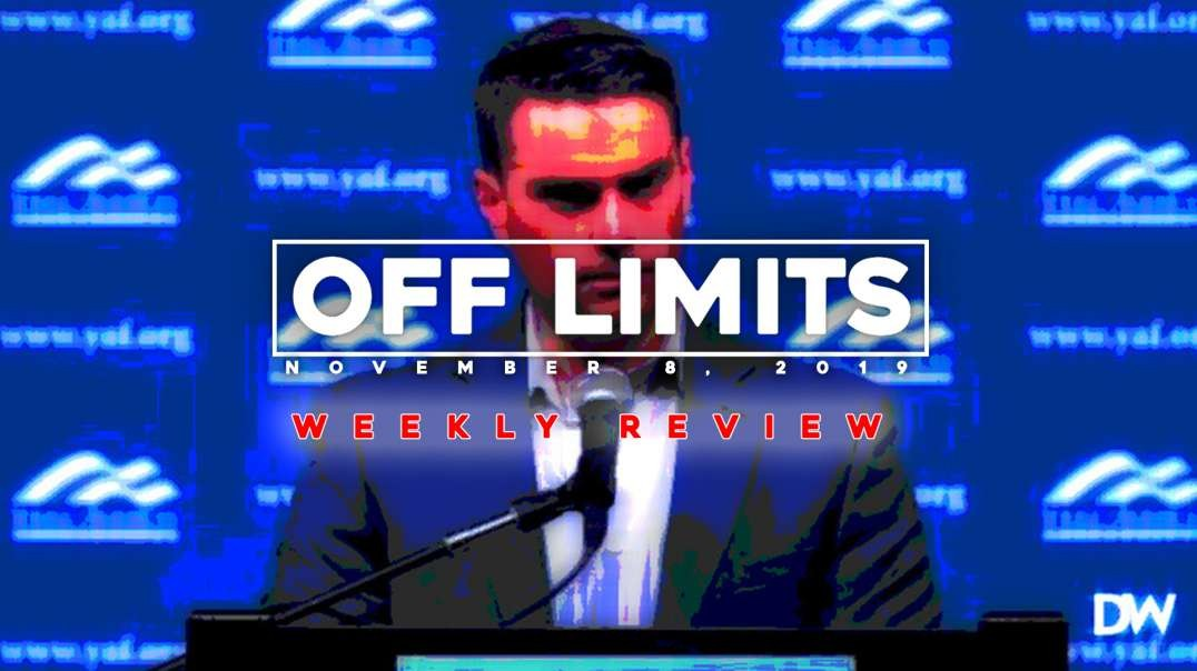 This Week In Off Limits News - 08 Nov 2019