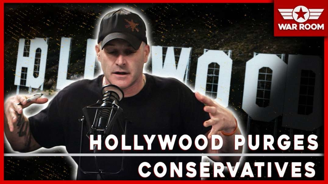 Famous Rockstar Explains How Hollywood Purges Conservatives From Becoming Popular