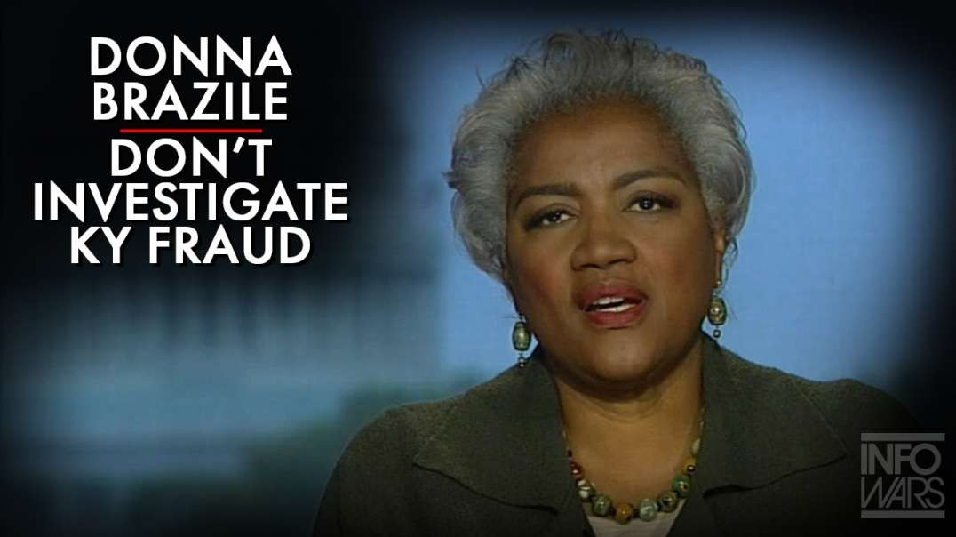 Don't Investigate KY Fraud Says Scamlord Donna Brazile