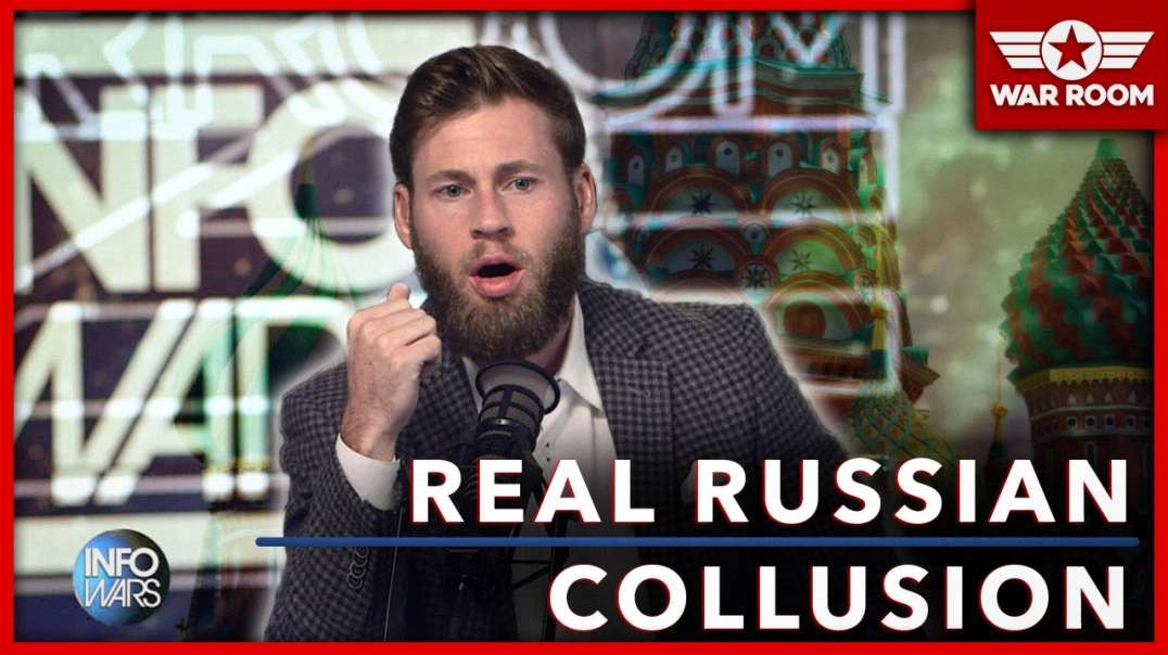 Democrats Don't Want You To Know The Real Russian Collusion Hiding In Plain View