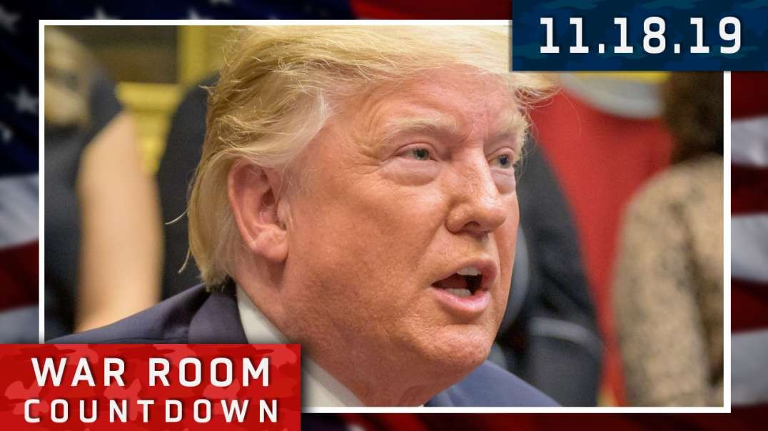 Countdown: Alex Jones Responds To The Attempted Food Poisoning Of President Trump