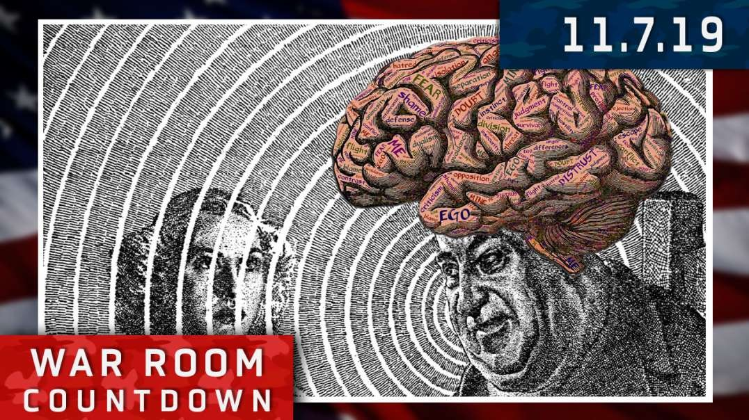 Countdown: Deep State, Mind Control, Sexual Programming; Tyranny Advances