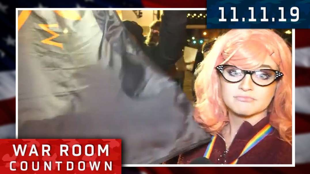 Countdown: Reporters Are Fed Up With Being Assaulted By Leftist Protesters