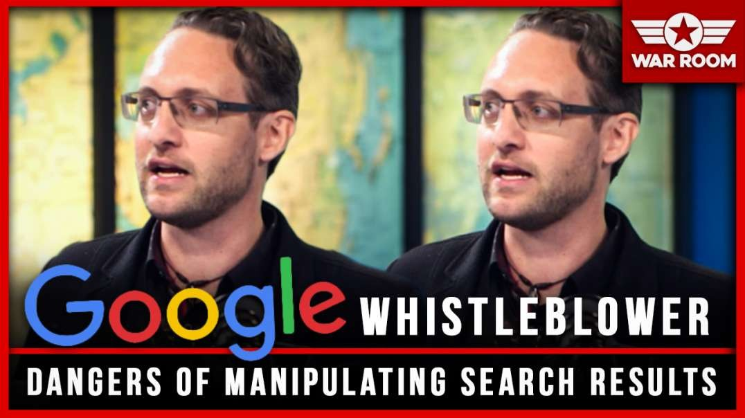 Google Whistleblower Explains Dangers Of ADL Controlling Internet Search Results