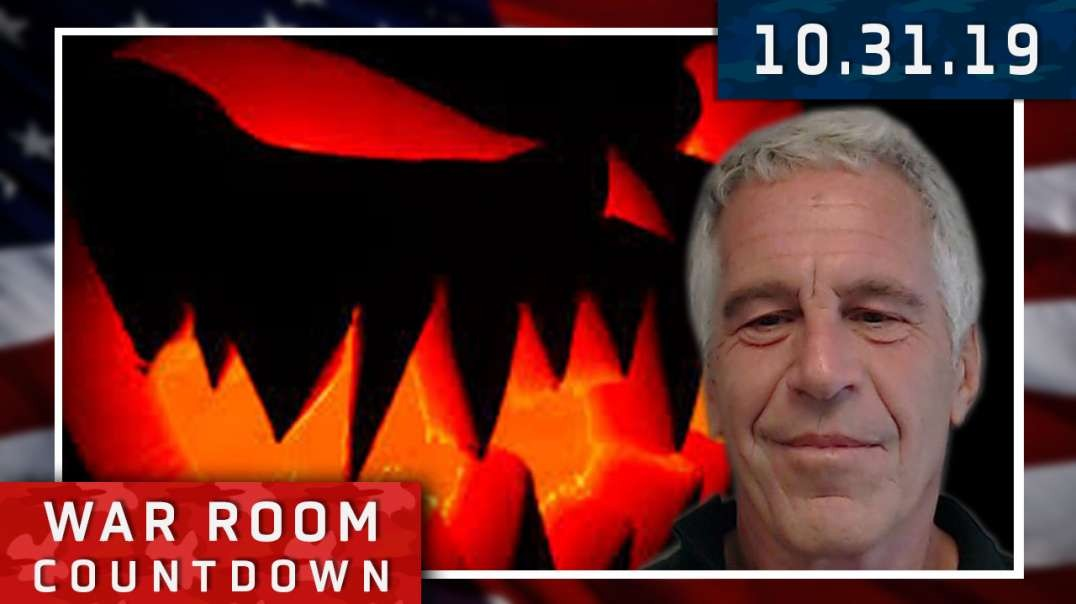 Countdown: Halloween Spooktacular! The Mystery Of Epstein's Murder