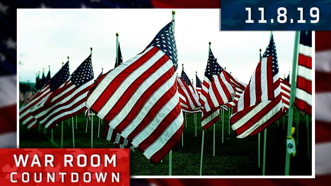 Countdown: Globalists Seek To Take The Wind Out Of The Patriot Revolution Happening In America