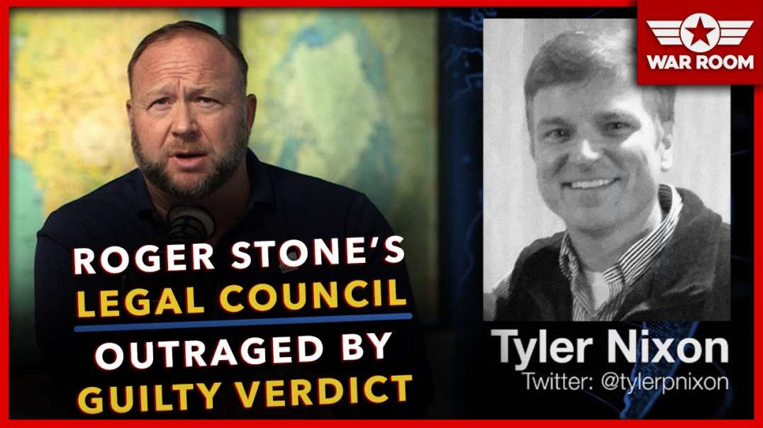 Roger Stone Legal Council Outraged At Guilty Verdict