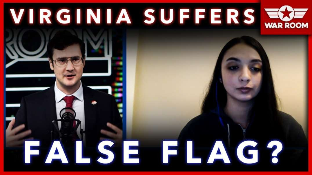 Was the The Republican Loss In Virginia A False Flag?