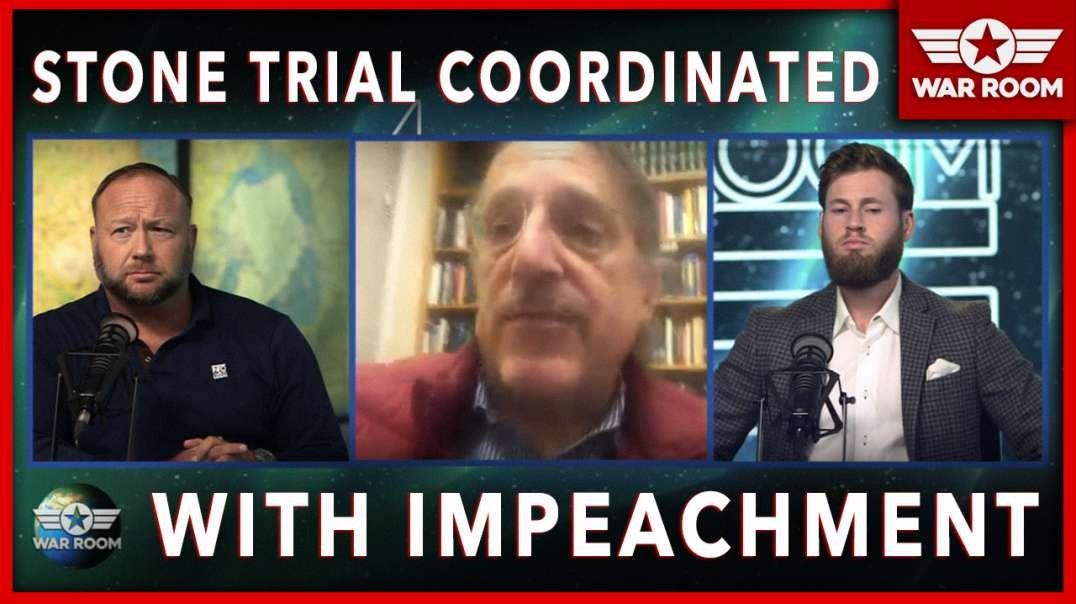 Stone Trial Coordinated With Fake Impeachment