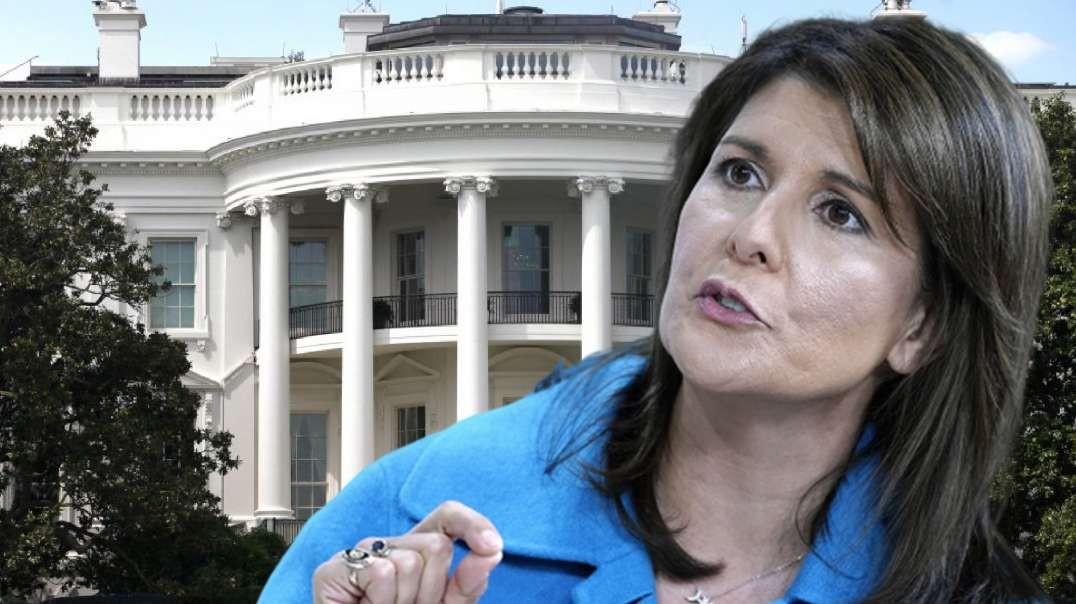 Nikki Haley: Lying, Back-Stabbing, Warmongering, Conniving Politician