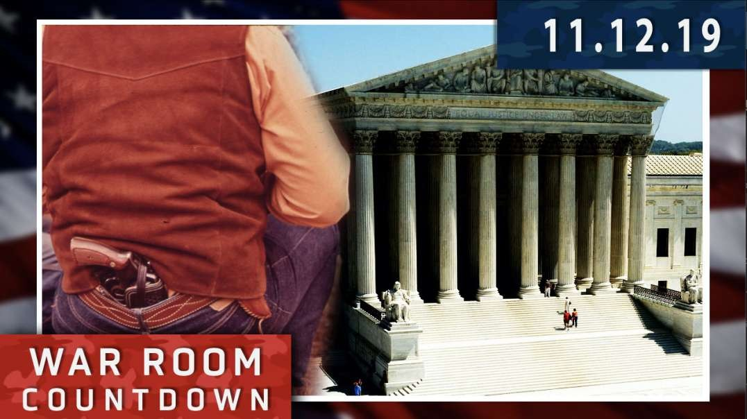 Countdown: Supreme Court Rules Against Second Amendment And Common Sense