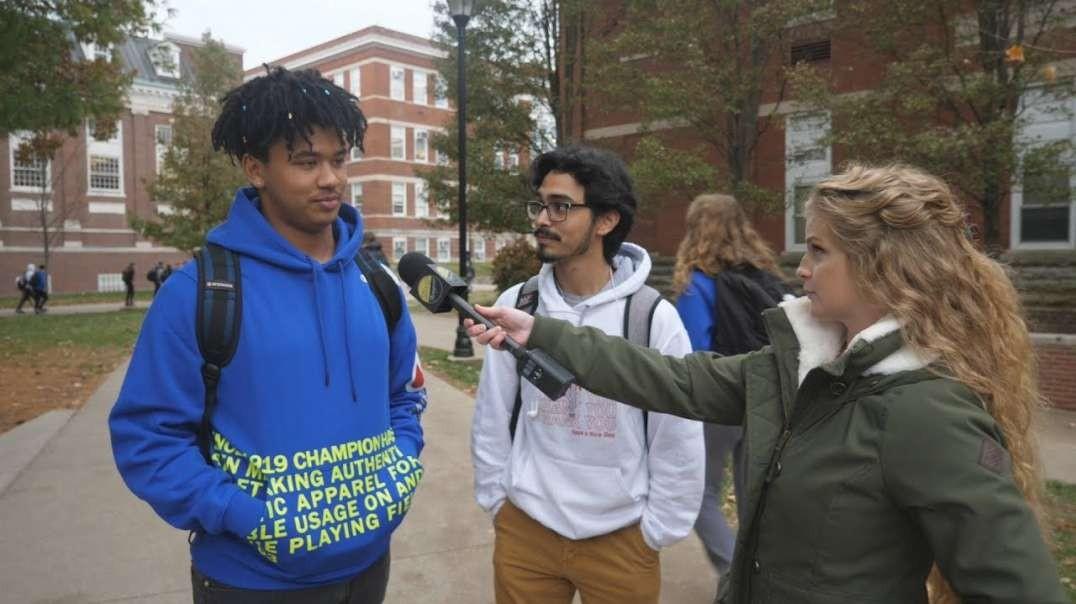 College Students Have No Morals