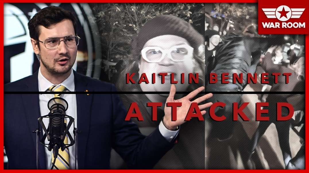 Kaitlin Bennett Shares The Secret Of Staying Calm In The Face Of Attacks