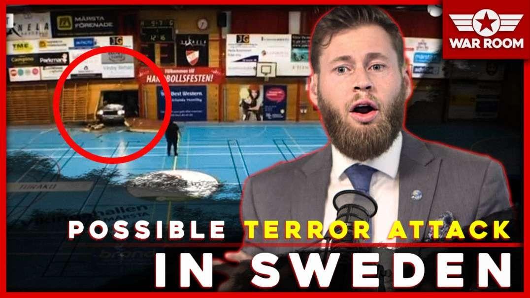 SHOCK VIDEO- Islamic Jihadist Rams Truck Into Youth Handball Game