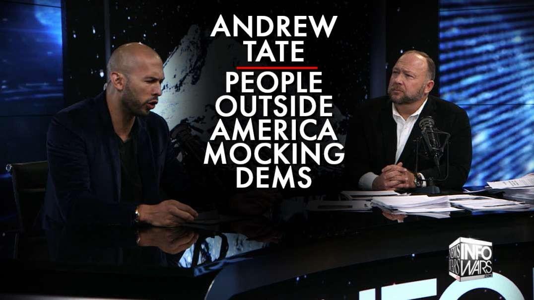 Kickboxing World Champion: People Outside America Are Mocking Dems