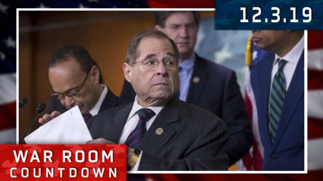 Countdown: Adam Schiff Gaslights America With Lies Before Jerry Nadler Fake Impeachment Hearings